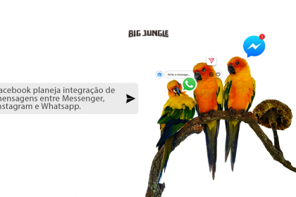 Facebook planeja integrar Messenger, Instagram e Whatsapp