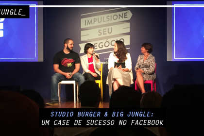Studio Burger & Big Jungle: um case de sucesso no Facebook